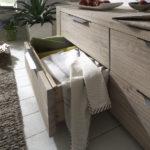 Balken eg / white wash